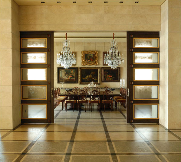 Fusion Style Interiors With Lebanese Influence  iDesignArch  Interior Design Architecture