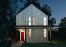 Modern Metal Barn Homes