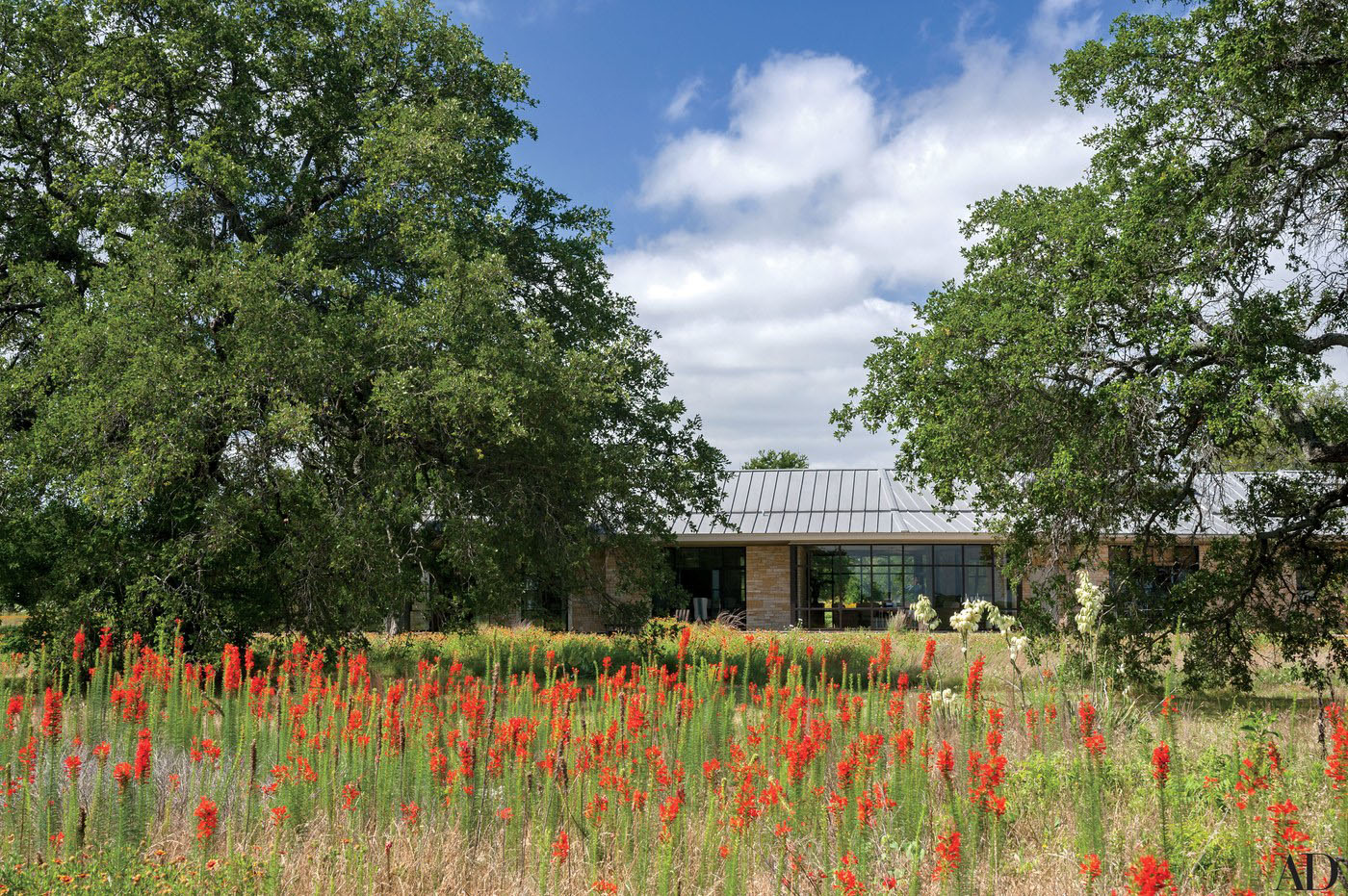 Inside Laura and George W Bushs Subtly Rustic Texas Ranch Getaway  iDesignArch  Interior