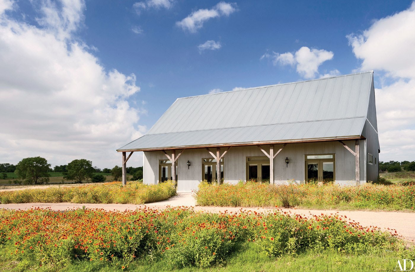 Inside Laura And George W Bushs Subtly Rustic Texas