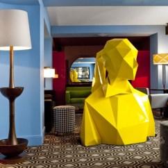 Orange Cafe Chairs Canvas Chair Covers Nz Café Germain – Paris | Idesignarch Interior Design, Architecture & Decorating Emagazine