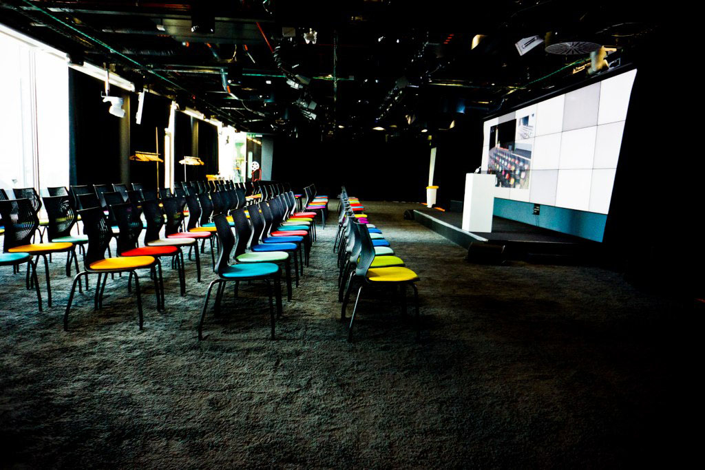 Inside The Quirky Google London Office  iDesignArch
