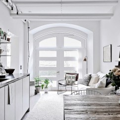 Small Bathroom Chairs Design Allen And Roth Patio Chair Cushions Chic Studio Apartment Divides Space With Glass Partition | Idesignarch Interior ...