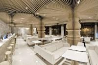 Graffiti Cafe's Stunning Restaurant Interior Design ...