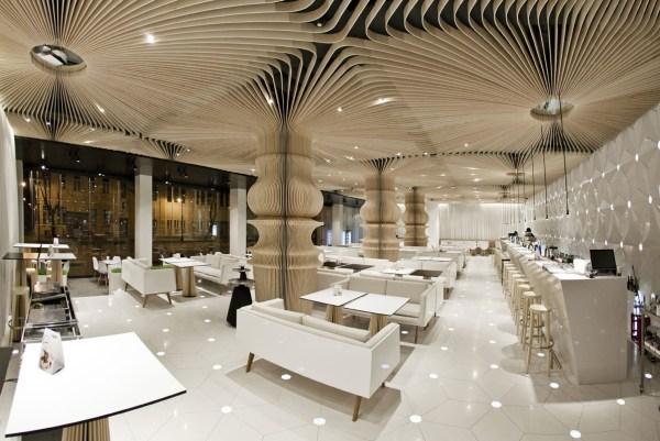 Cafe Interior Design Gallery
