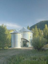 Build An Inexpensive Home Using Grain Silos | iDesignArch ...