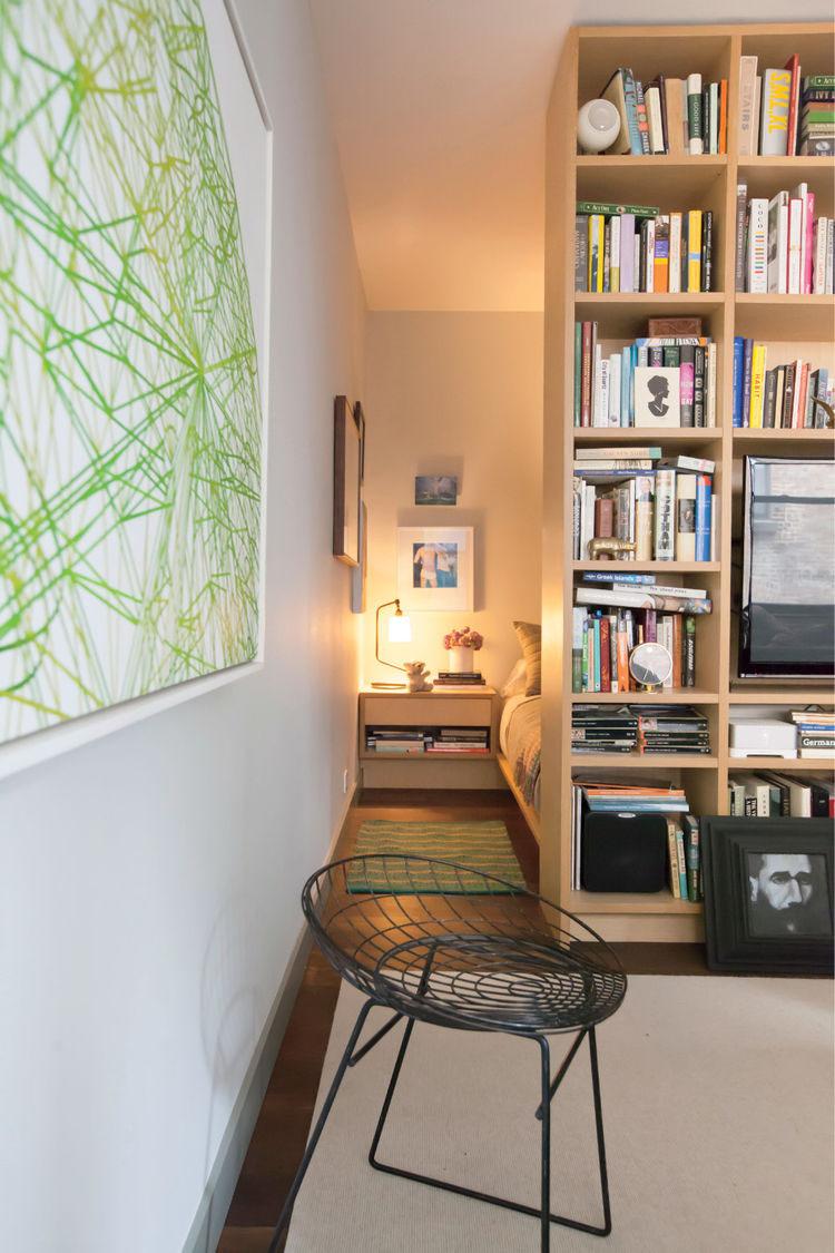 New York Greenwich Village Studio Apartment With Smart Layout  iDesignArch  Interior Design
