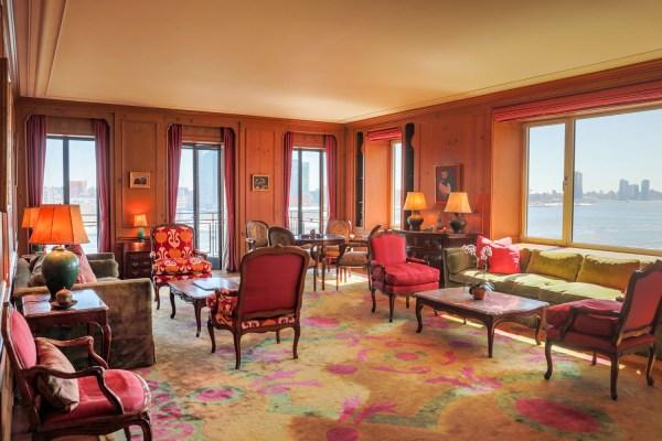 Inside Greta Garbo39s New York City Apartment with Views of