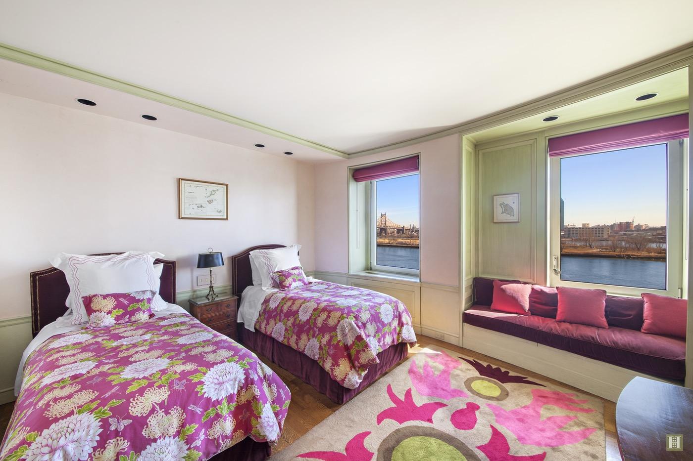 Inside Greta Garbos New York City Apartment with Views of