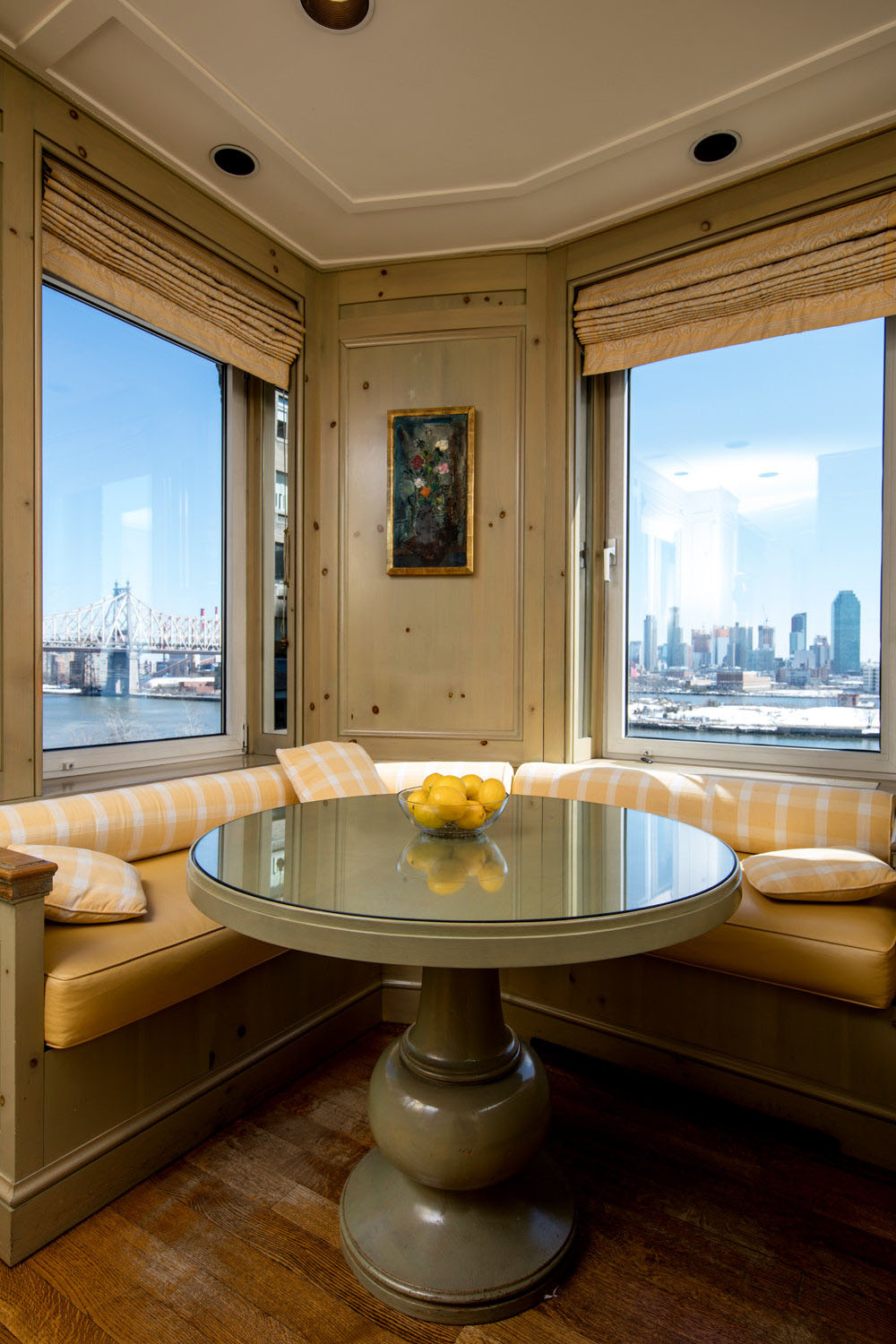 Inside Greta Garbos New York City Apartment with Views of the East River  iDesignArch