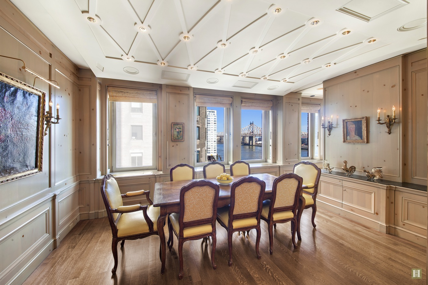 Inside Greta Garbos New York City Apartment with Views of