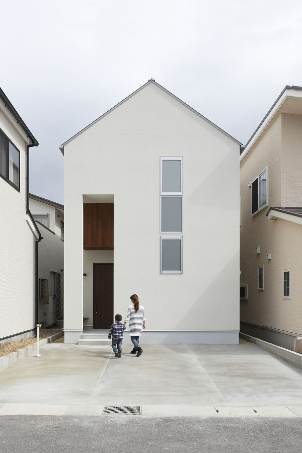 Small Modern Minimalist House Design
