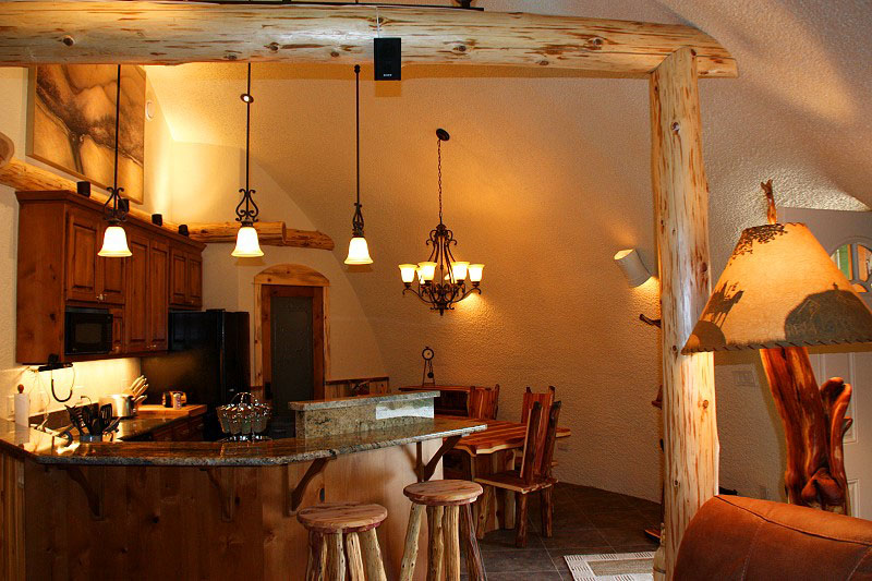 Hobbit House of Montana  iDesignArch  Interior Design Architecture  Interior Decorating eMagazine