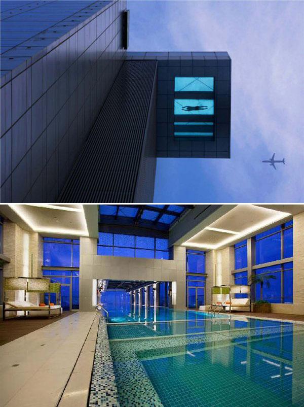 Worlds Most Amazing Hotel Swimming Pools  iDesignArch  Interior Design Architecture