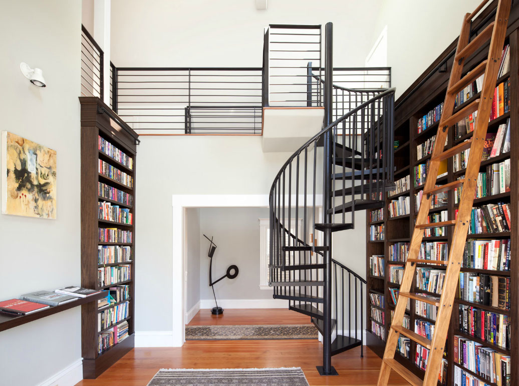 small living room renovation ideas pictures of gray and white rooms unique home libraries | idesignarch interior design ...