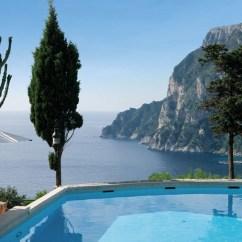 Prefab Commercial Kitchen Chair Cushion Hotel Punta Tragara Capri | Idesignarch Interior Design ...