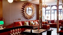 French Art Deco Interior Design India Mahdavi Hotel