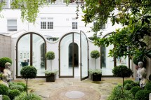 Contemporary Mews House In London' Hyde Park