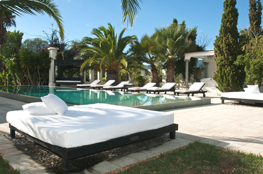 Luxury Ibiza Mediterranean Villa  iDesignArch  Interior