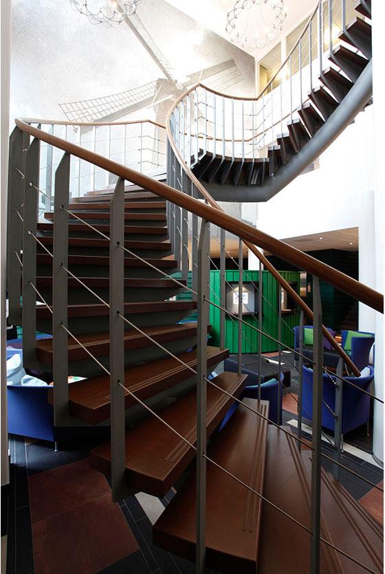 Inntel Hotel Amsterdam Zaandam  A Real Life Gingerbread House  iDesignArch  Interior Design