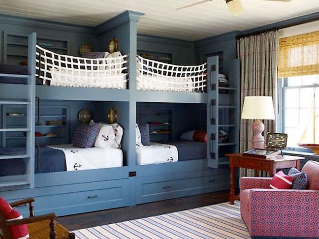 Inspiring Bunk Bed Room Ideas  iDesignArch  Interior Design Architecture  Interior Decorating eMagazine