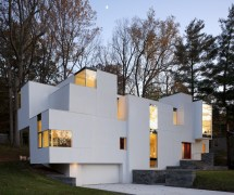 David Jameson Architect Houses