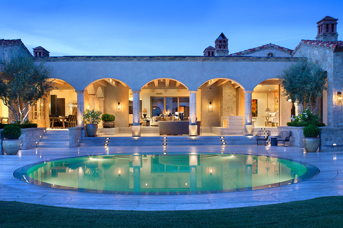 Beautiful Italian Style Villa in La Quinta The Ultimate