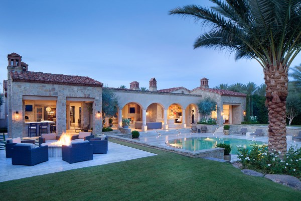 Beautiful Italian Style Villa In La Quinta Ultimate