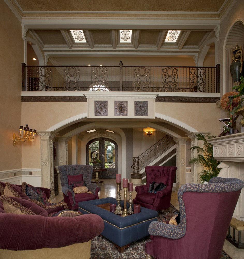 Italianate Villa On Lake Washington  iDesignArch  Interior Design Architecture  Interior