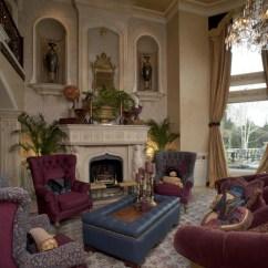 Kitchen Island Chairs Sink Soap Dispenser Bottle Italianate Villa On Lake Washington | Idesignarch ...
