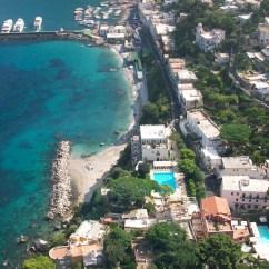 Contemporary Kitchen Lighting Flooring For J.k. Place Capri Hotel Elegant Seaside Decor | Idesignarch ...