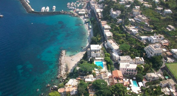 Place Capri Hotel Elegant Seaside Decor Idesignarch