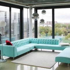 Prefab Commercial Kitchen Undermount Double Sink Jam Factory Designer Penthouse Apartment | Idesignarch ...