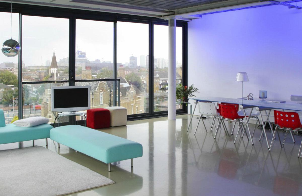 Jam Factory Designer Penthouse Apartment  iDesignArch  Interior Design Architecture