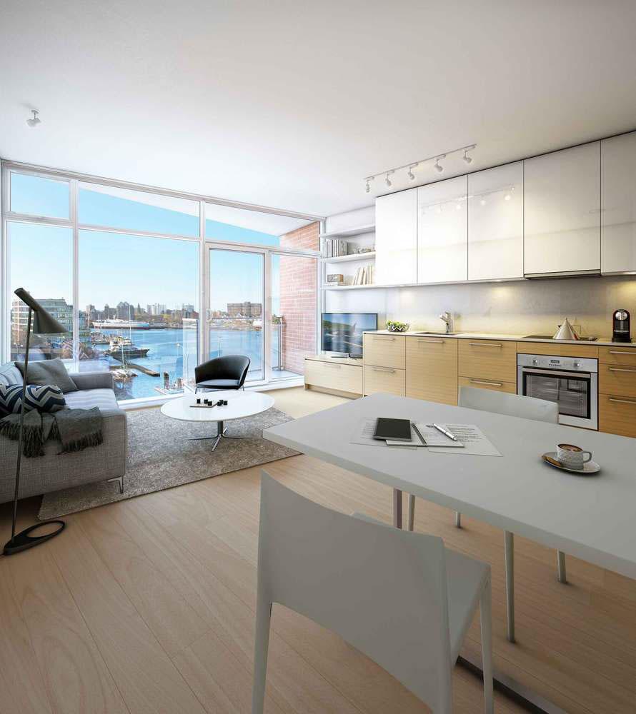 Janion Waterfront Tiny Micro Condos  iDesignArch  Interior Design Architecture  Interior