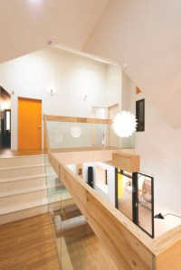 Modern T-Shaped House In South Korea | iDesignArch ...