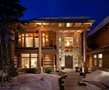 Luxury Timber Frame Home Plans