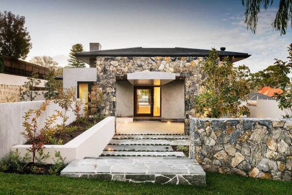 Stunning Contemporary Resort Style Mansion In Perth