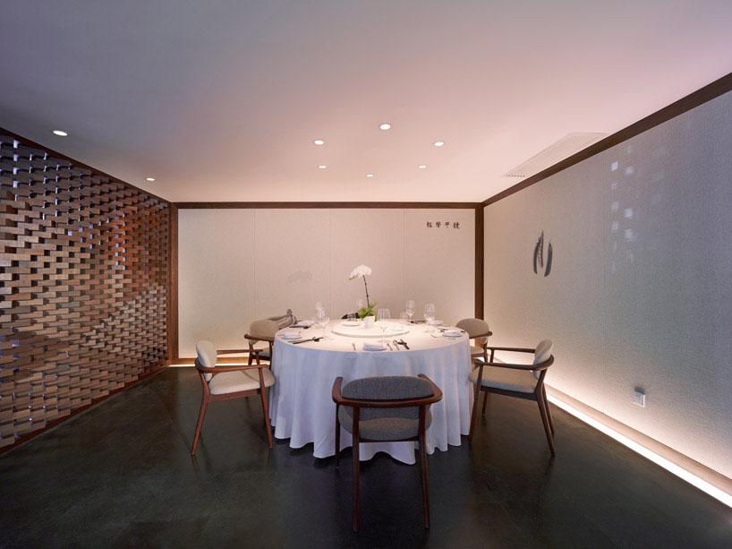 bamboo kitchen cabinets aid pasta maker king's joy restaurant beijing | idesignarch interior ...