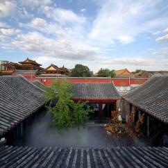 Bamboo Outdoor Chairs Best Recliner Canada King's Joy Restaurant Beijing | Idesignarch Interior Design, Architecture & ...