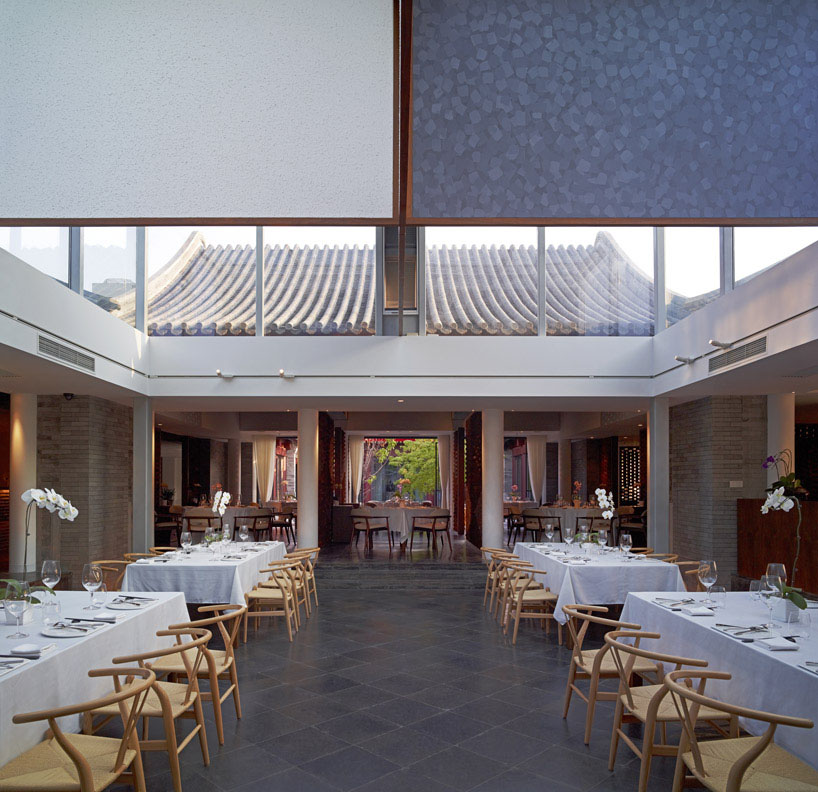 bamboo dining chairs folding office chair uk king's joy restaurant beijing | idesignarch interior design, architecture & ...