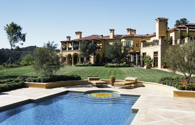Pool Villa Mediterranean