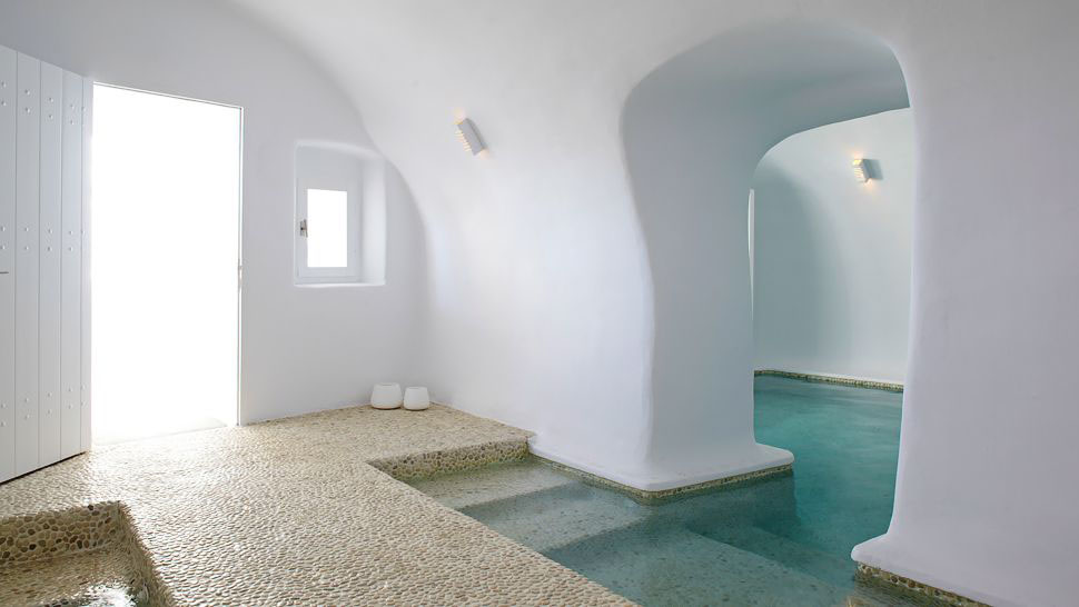 Kirini Santorini Hotel  Minimalist Luxury In The