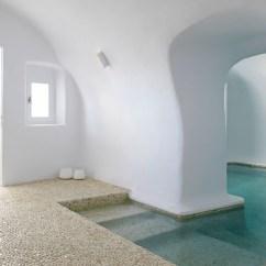 Contemporary Kitchen Tables Eat In Sets Kirini Santorini Hotel – Minimalist Luxury The ...