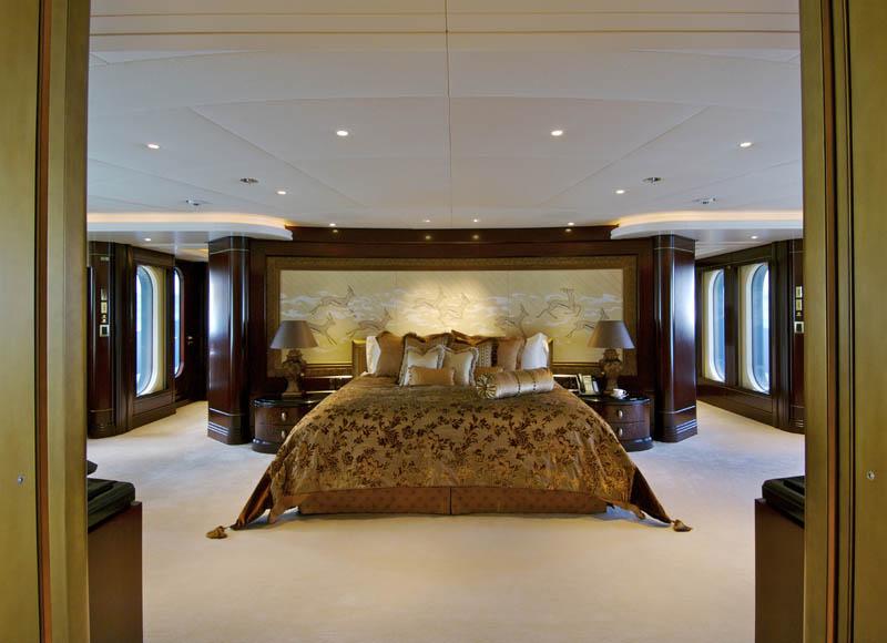 Yacht Interiors  iDesignArch  Interior Design