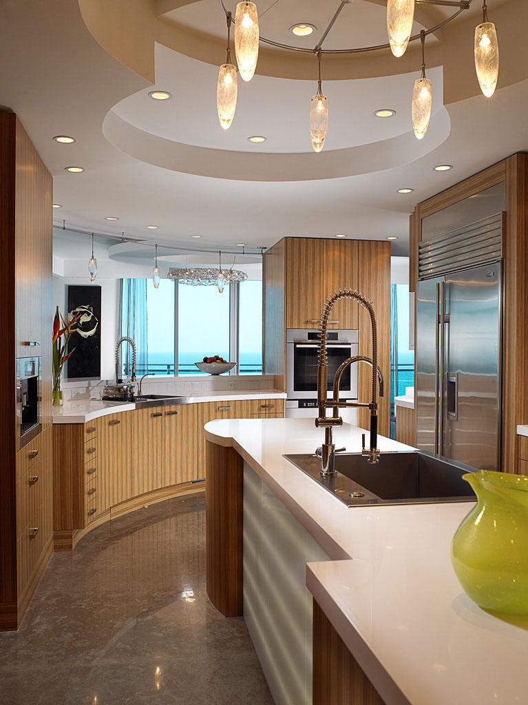 Contemporary Kosher Kitchen Design  iDesignArch  Interior Design Architecture  Interior