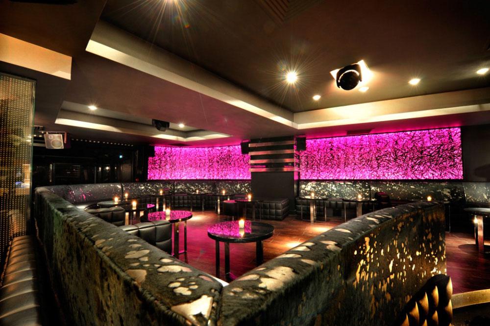 LArc Paris Restaurant Bar  Club  iDesignArch  Interior Design Architecture  Interior