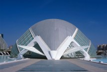 L'hemisfric Eye-catching Architectural Masterpiece In