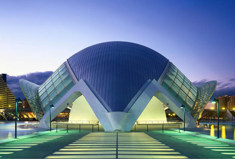 LHemisfric An EyeCatching Architectural Masterpiece In Valencia  iDesignArch  Interior