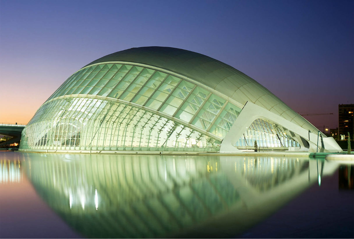 LHemisfric An EyeCatching Architectural Masterpiece In Valencia  iDesignArch  Interior